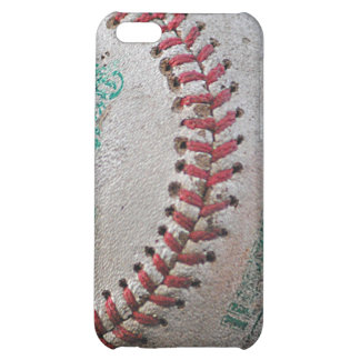 Vintage Worn Baseball Case For iPhone 5C