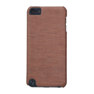 Vintage Woven Old Pink Book Cover iPod Touch Case