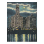Vintage Wrigley Building Chicago Post Cards