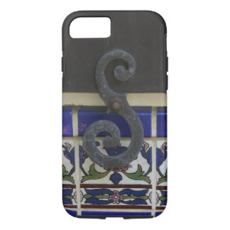 Vintage Wrought Iron S iPhone 7 Case