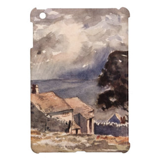 Vintage Wuthering Heights Bronte Landscape iPad Mini Case