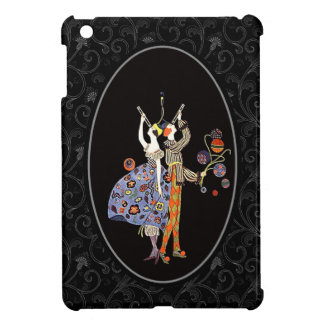 Vintage WW1 Art Deco Party Couple Celebration Case For The iPad Mini