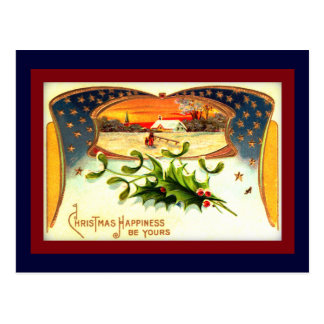 Patriotic Christmas Cards - Invitations, Greeting & Photo Cards ...