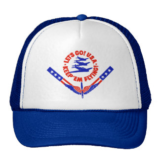 Vintage WWII Army Air Corps Design Hat