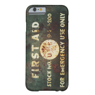 Vintage WWII First Aid iPhone 6 case iPhone 6 Case