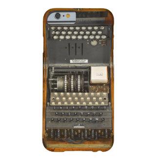 Vintage WWII German Enigma iPhone 6 Case