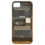 Vintage WWII German Enigma iPhone SE/5/5s Case