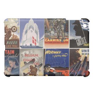 Vintage WWII posters iPad Mini Covers