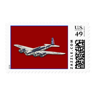 Vintage WWII US Aircraft Postage