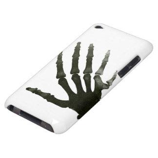 Vintage X-Ray Six Finger Hand Skeleton Bones iPod Case-Mate Case