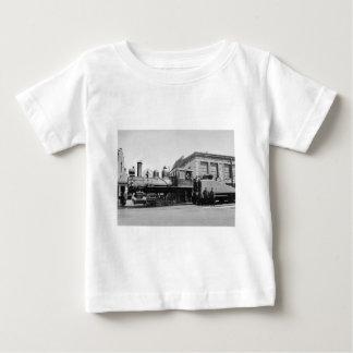 Vintage Yard Engine ca. 1900 Baby T-Shirt