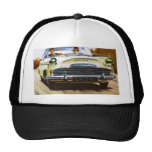 Vintage Yellow Car Hat