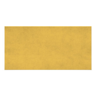 Vintage Yellow Gold Paper Parchment Background Card