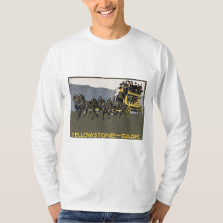 Vintage Yellowstone Park Wyoming T-Shirt