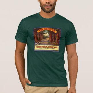 Vintage Yo-Semi-Te Orange Label T-Shirt