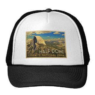 Vintage Yosemite Half Dome Trucker Hat