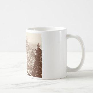 Vintage Yosemite National Park Coffee Mug