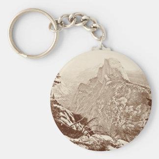 Vintage Yosemite National Park Keychain