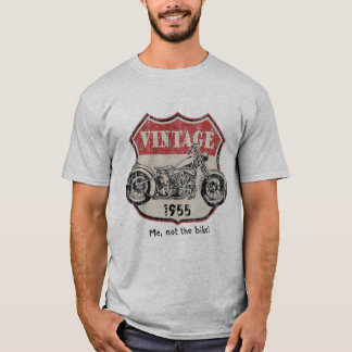 Vintage (Your Year or Name) T-Shirt