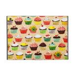 Vintage Yummy Cupcakes iPad Mini Covers