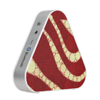 Vintage Zebra Abstract Bluetooth Speaker