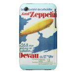Vintage Zeppelin 1939 iPhone4 Case iPhone 3 Cases