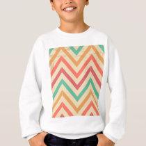 vintage zig zag sweatshirt