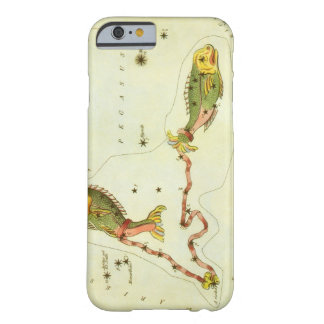 Vintage Zodiac Astrology Pisces Fish Constellation Barely There iPhone 6 Case