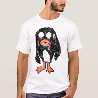 Vintage Zombie Penguin Shirt
