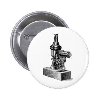 Vintage Zoopraxiscope Kinetoscope 2 Inch Round Button