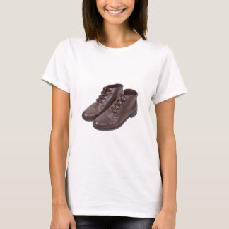 VintageButtonShoes122111 T-Shirt