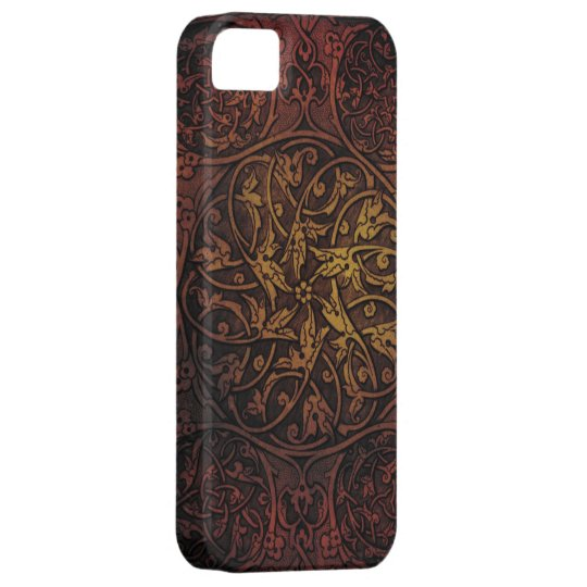 vintageCountry Tooled Leather western iphone5 case
