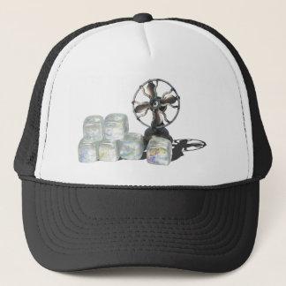 VintageFanAndIce083114 copy Trucker Hat
