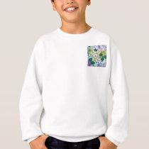 VintageFashionPattern Sweatshirt