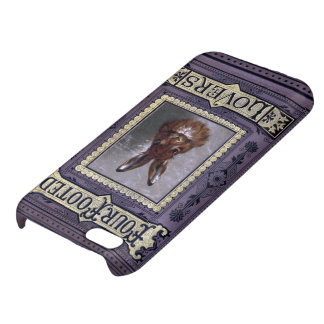 """""""VintageFour Footed Lovers-Ipad-Iphone Speck Case"""" Cover For iPhone 5C"""