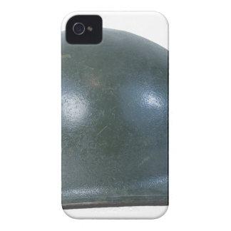 VintageMilitaryHelmet122814 iPhone 4 Covers