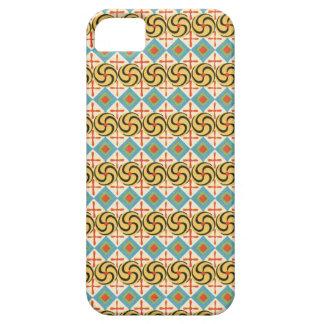 Vintages abstraktes (21) iPhone SE/5/5s case
