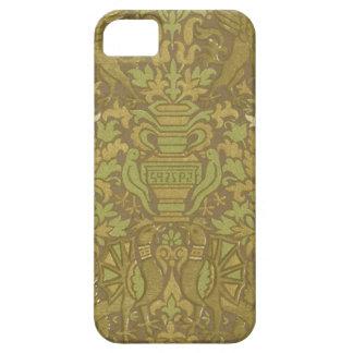 Vintages Gewebe (111) iPhone 5 Funda