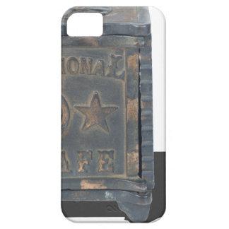 VintageSafeMoneyStorage082414 copy iPhone SE/5/5s Case
