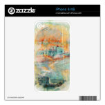 VintageTwinpeaks ' The Lost City SanFrancisco iPhone 4 Skin