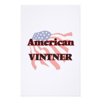 Vintner americano papelería
