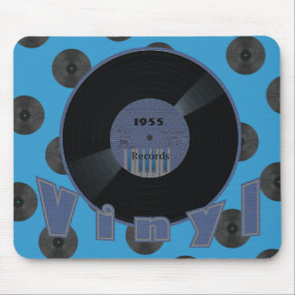 VINYL 33 RPM Record 1955 Label 2 Mousepads