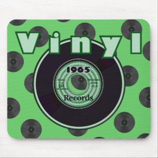 VINYL 45 RPM Record 1965 Label Mouse Pad