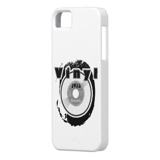 VINYL 45 RPM Record 1973 iPhone SE/5/5s Case