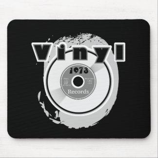 VINYL 45 RPM Record 1973 Mouse Pad