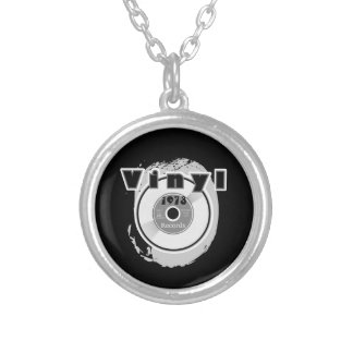 VINYL 45 RPM Record 1973 Personalized Necklace