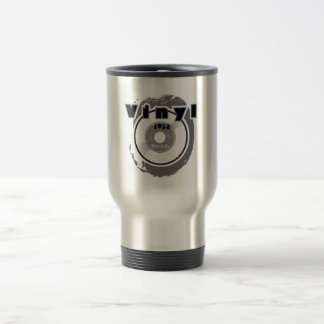 VINYL 45 RPM Record 1973 Travel Mug