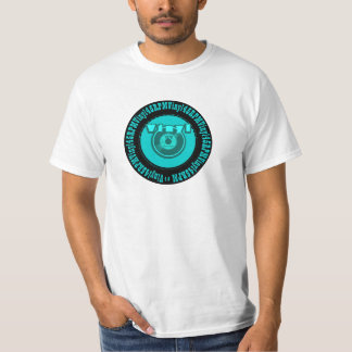 Vinyl 45 RPM Record- 1979 Teal T-Shirt