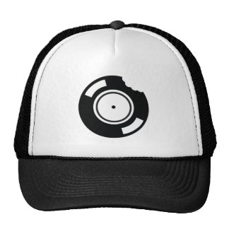 Vinyl Bite Trucker Hat