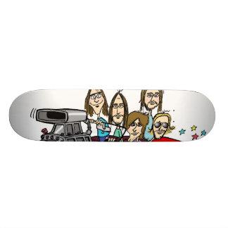Vinyl Candy POP Skateboard